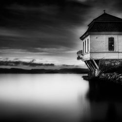Erik Brede Photography - House By The Sea by Erik Brede