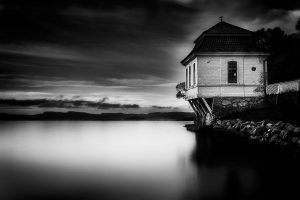 Photo: House By The Sea by Erik Brede