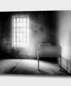 Erik Brede Photography - The Asylum Project - Empty Bed