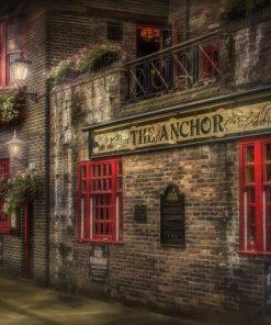Erik Brede Photography - The Old Anchor Pub