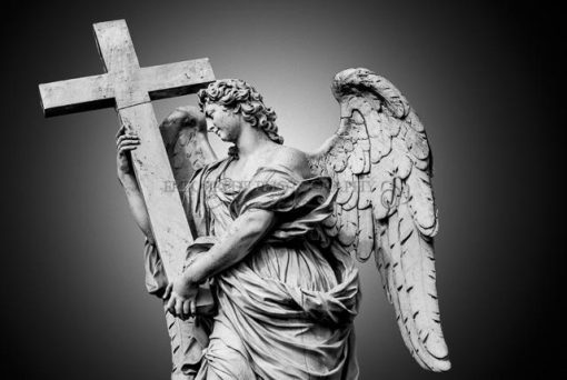 Erik Brede Photography - Statue of angel