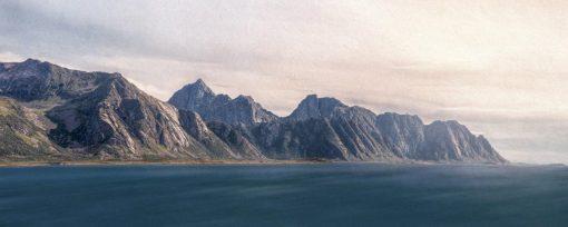 Erik Brede Photography - Lofotveggen Panorama