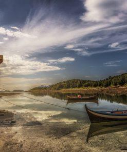 Erik Brede Photography - Anchored Boats