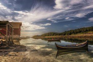 Erik Brede Photography - Anchored Boats
