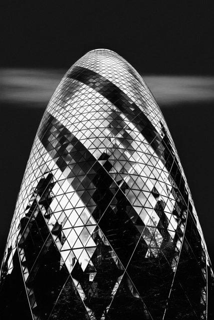 Erik Brede Photography - The Gherkin