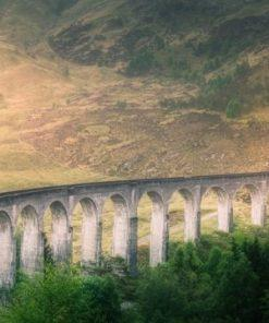 Erik Brede Photography - The Glenfinnan Viaduct Part 2