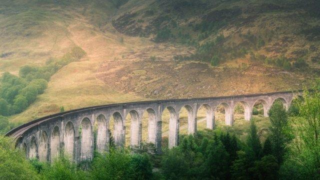 The Glenfinnan Viaduct Part 2