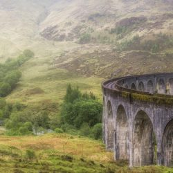Erik Brede Photography - Glenfinnan Viaduct Part 3