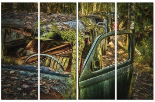 Erik Brede Photography - Long Term Parking Quadrip