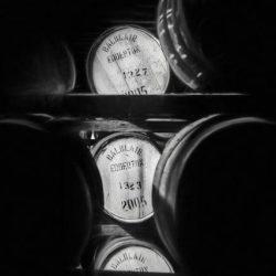 Erik Brede Photography - Barrels of whiskey