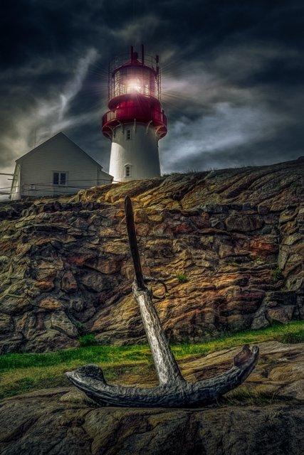 Erik Brede Photography - Lindesnes Lighthouse