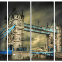 Erik Brede Photography - London Tower Quadriptych_small