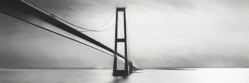 Erik Brede Photography - Great Belt Bridge Panorama