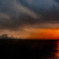 Erik Brede Photography - Malecón at sunset