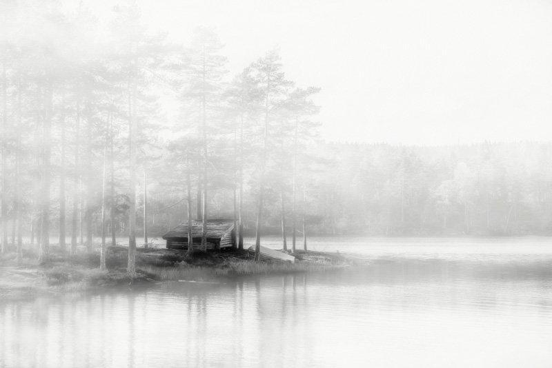 Erik Brede Photography - Foggy Lake