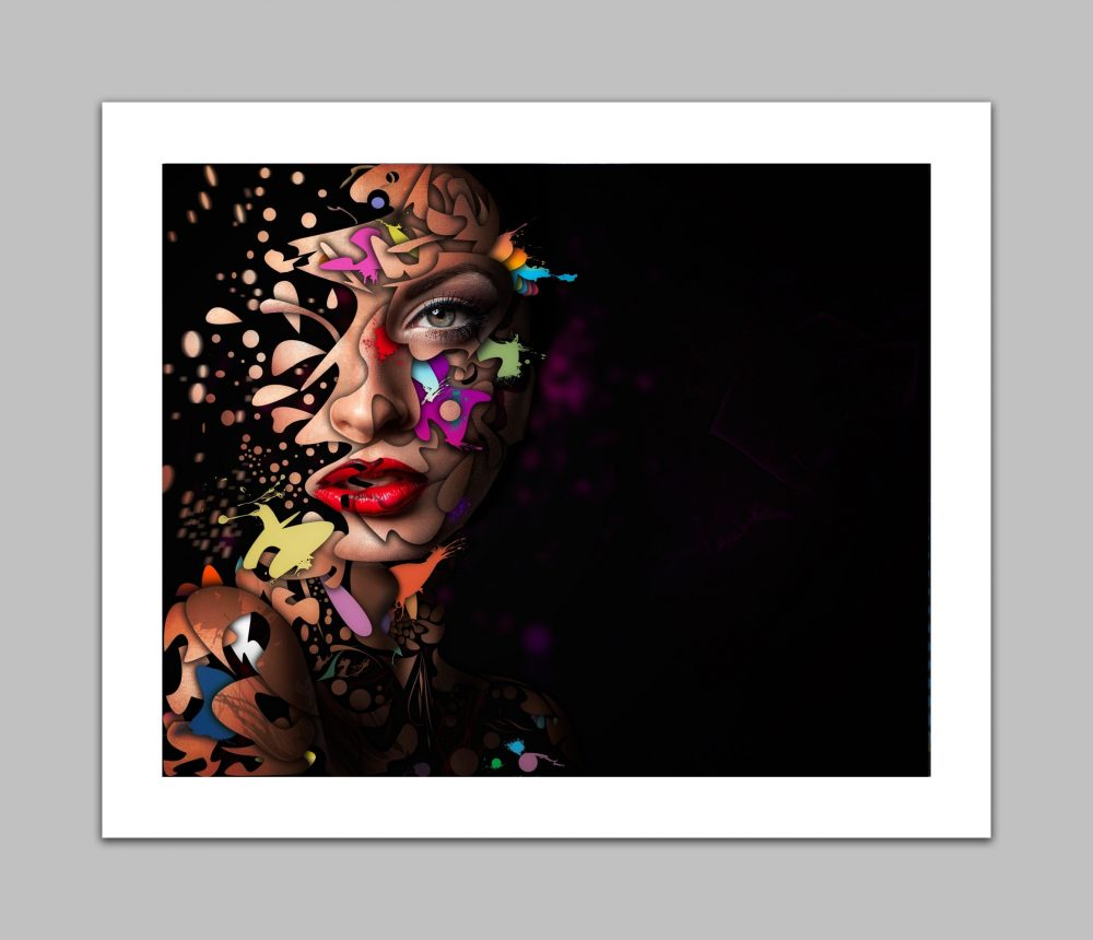 Erik Brede Photography - Abstract Portrait 12