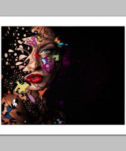 Erik Brede Photography - Abstract Portrait 12