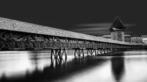 Chapel Bridge - Erik Brede Photography