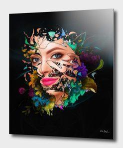 Abstract Portrait 13 - Erik Brede Photography