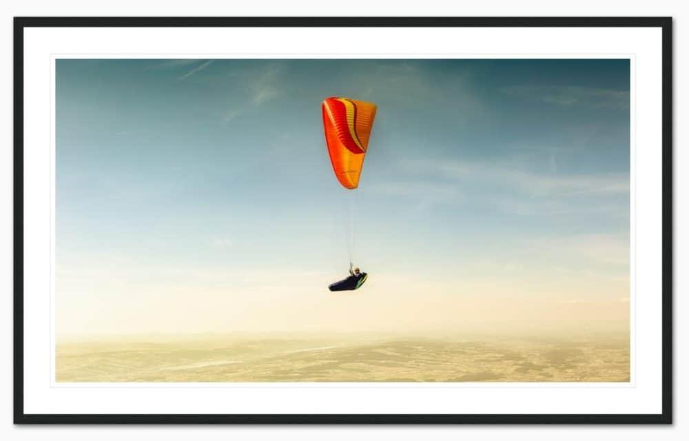 flying framed - Erik Brede