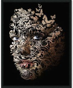 Tattoo Girl frame 1of1 - Erik Brede