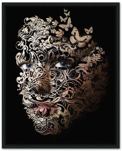 Tattoo Girl frame 1of1 - Erik Brede
