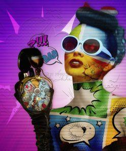 PopArt Girl Part 2 - Erik Brede