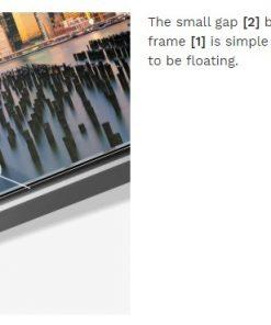 ArtBox Floating Frame