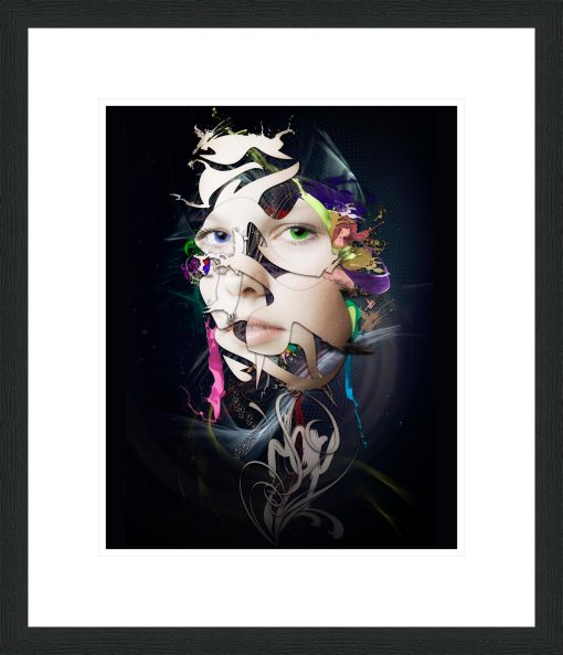 Abstract Portrait No 10 - Erik Brede Photography