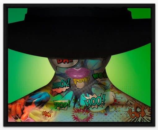 Hat Woman - Gallery - Erik Brede