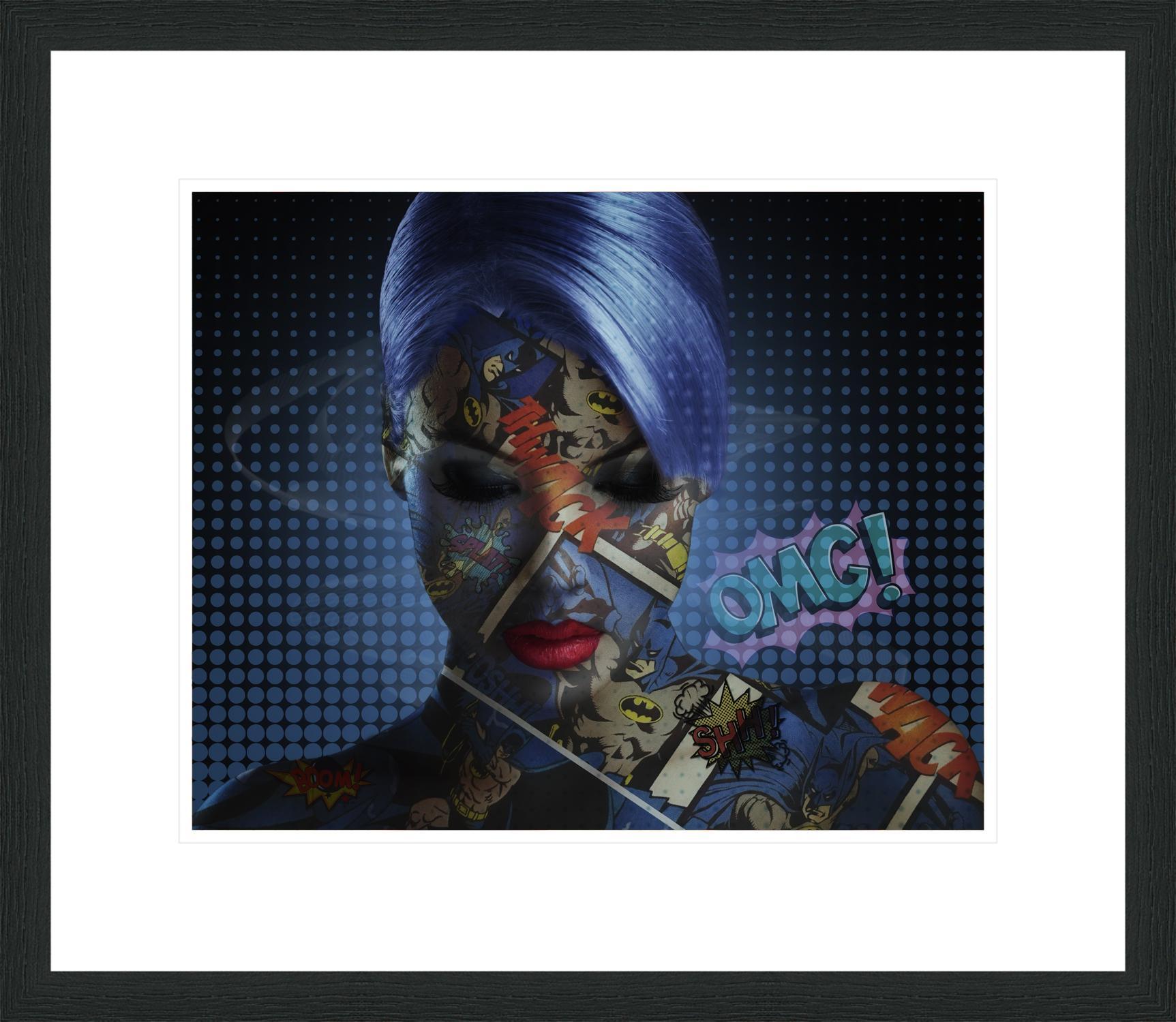 BatGirl - Framed Ed.