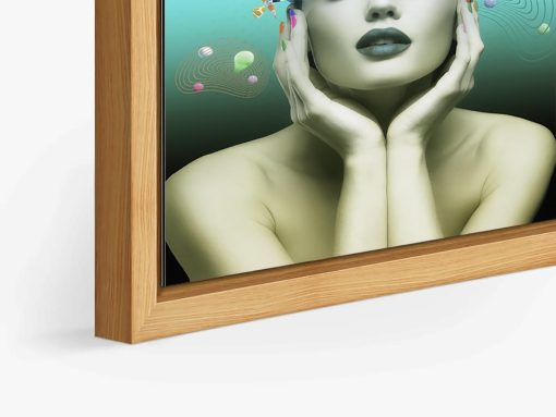 Floating Gallery Frame