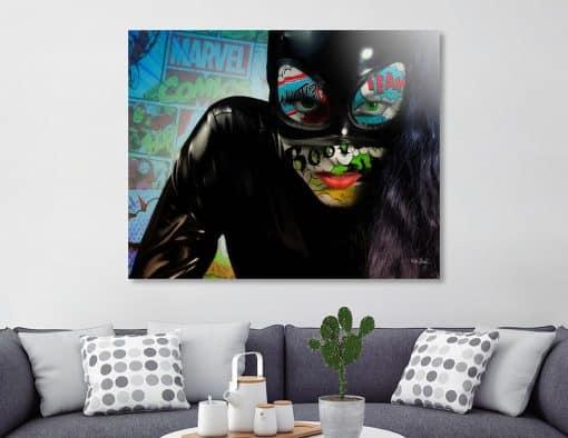 Cat Woman - Erik Brede Photography