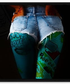 PopArt Girl Part 3 - Erik Brede Photography