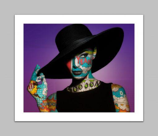 Hat Woman Part 3 - Erik Brede Photography